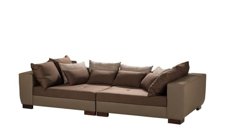 smart Big Sofa Liz, gefunden bei Möbel Höffner    www - wohnzimmer möbel höffner