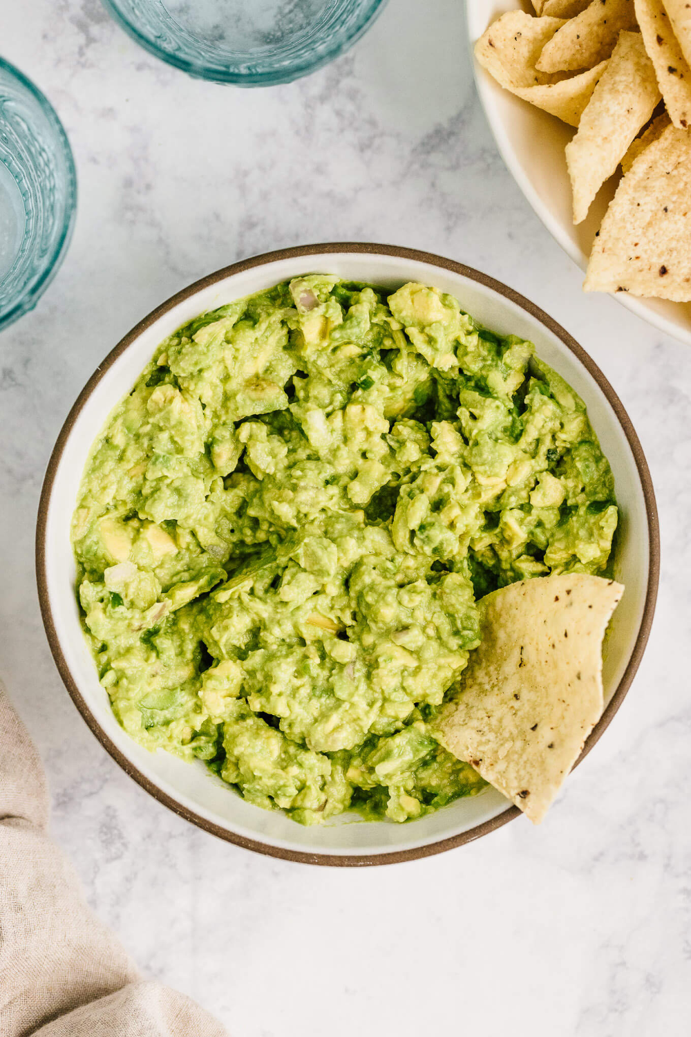 Can You Substitute Lime For Lemon In Guacamole The Best Guacamole Recipe Nourished By Nutrition Recipe In 2020 Best Guacamole Recipe Guacamole Recipe Guacamole Recipe Easy