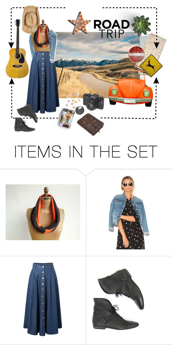 """Road Trip"" by joonijewelry ❤ liked on Polyvore featuring art and anythinggoes"