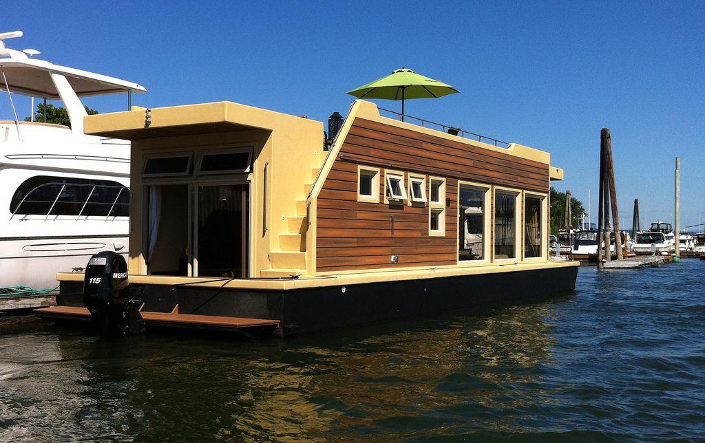 No Shanty Boat This Shanty Boat House Boat Floating House