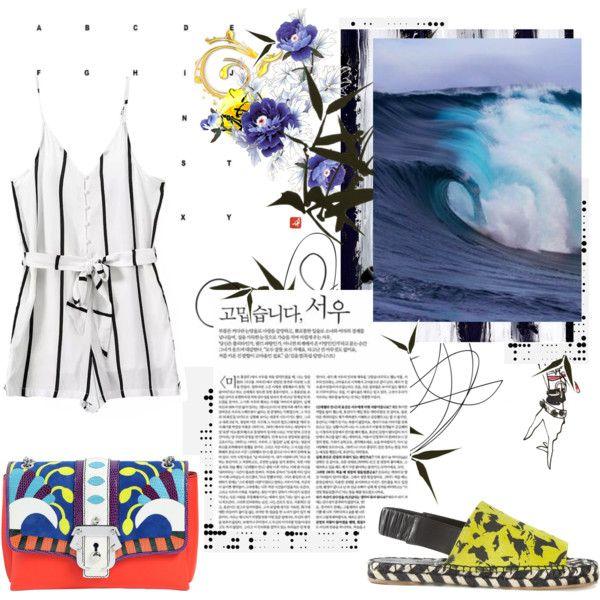 Untitled #2640 by katikadiva on Polyvore featuring Chicnova Fashion, Proenza Schouler, Paula Cademartori, Dot & Bo and Burfitt