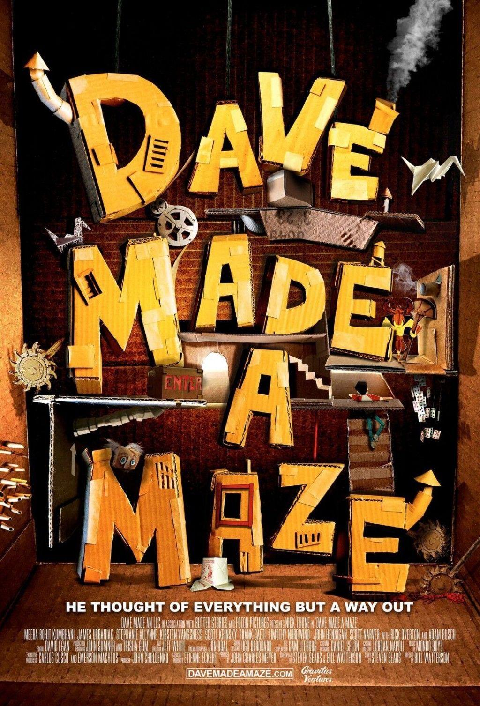 dave made a maze stream