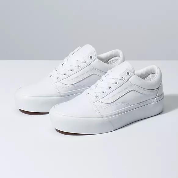 Chain Old Skool Platform | Shop Shoes