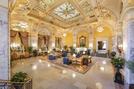 United States The Top 25 Luxury Hotels 11 Hermitage Hotel Nashville