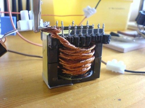 Diy Induction Heater Hacked Gadgets Diy Tech Blog Diy Tech Induction Heating Diy