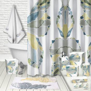 Popular Bath Butterfly Shower Curtain Collection Bath