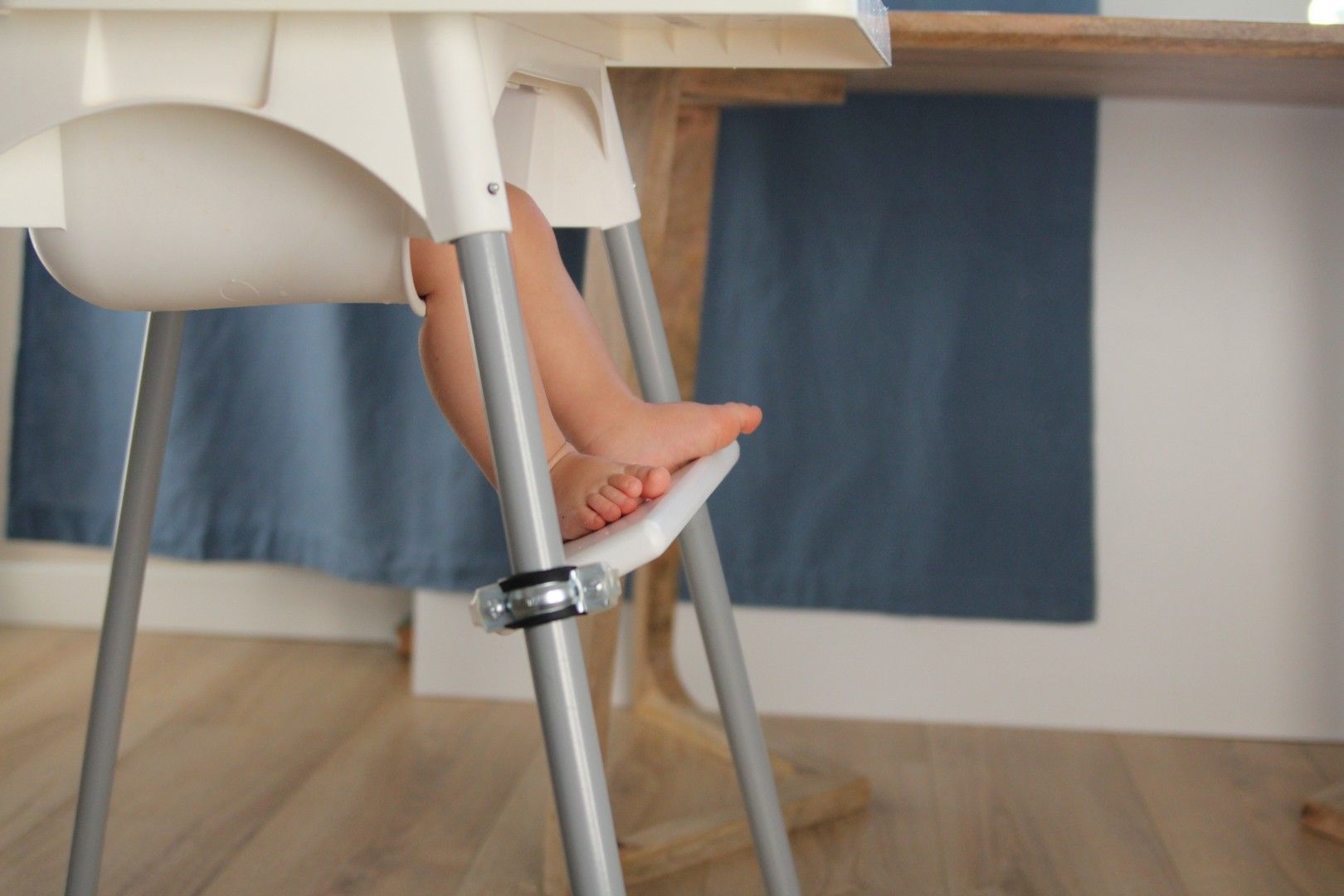 Podnóżek do krzesełka Ikea Antilop Aduu.pl Diy Foot