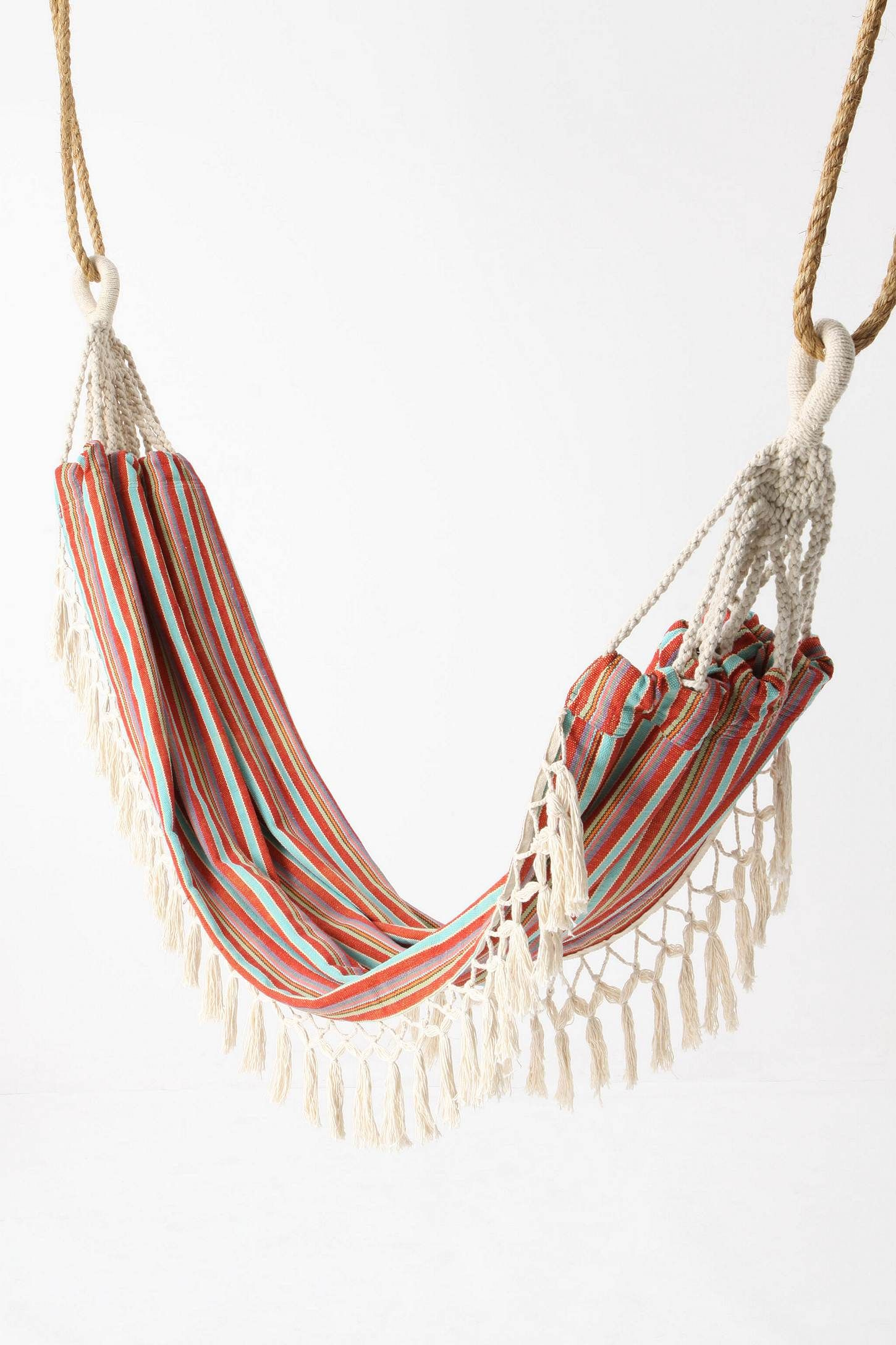 Vibrant afternoon hammock anthropologie garden delights