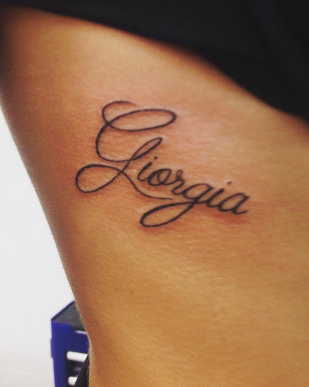 Ciroimmobile ciro immobile tatuaggio giorgia for Tattoo spalla anteriore