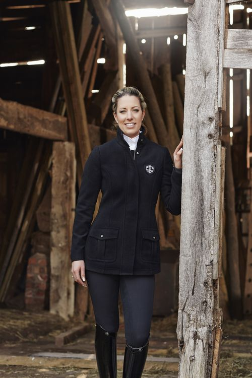 charlotte dujardin 2015  2016 collection at kingsland