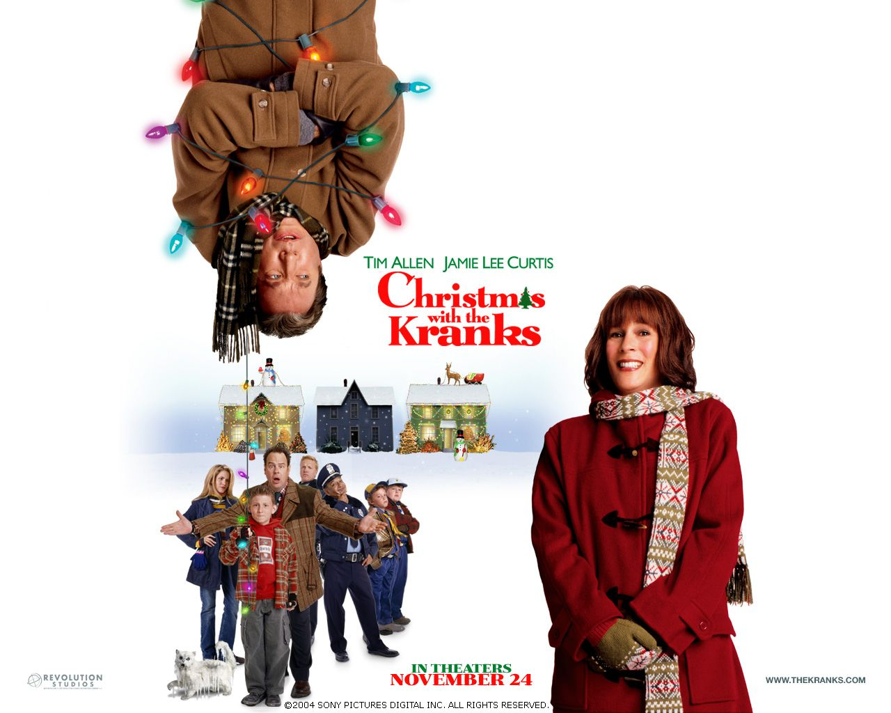 Watch Streaming HD Christmas With The Kranks, starring Tim Allen ...