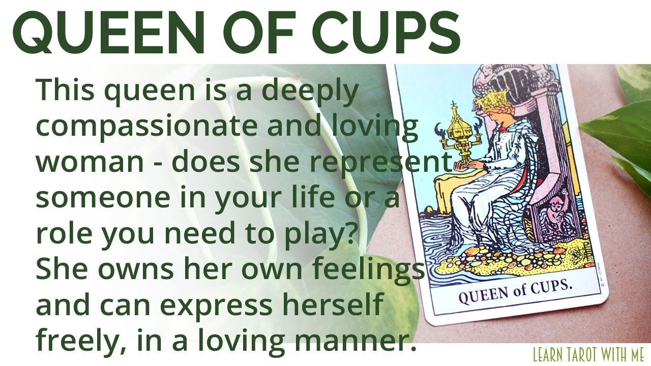 Image result for Queen of Cups