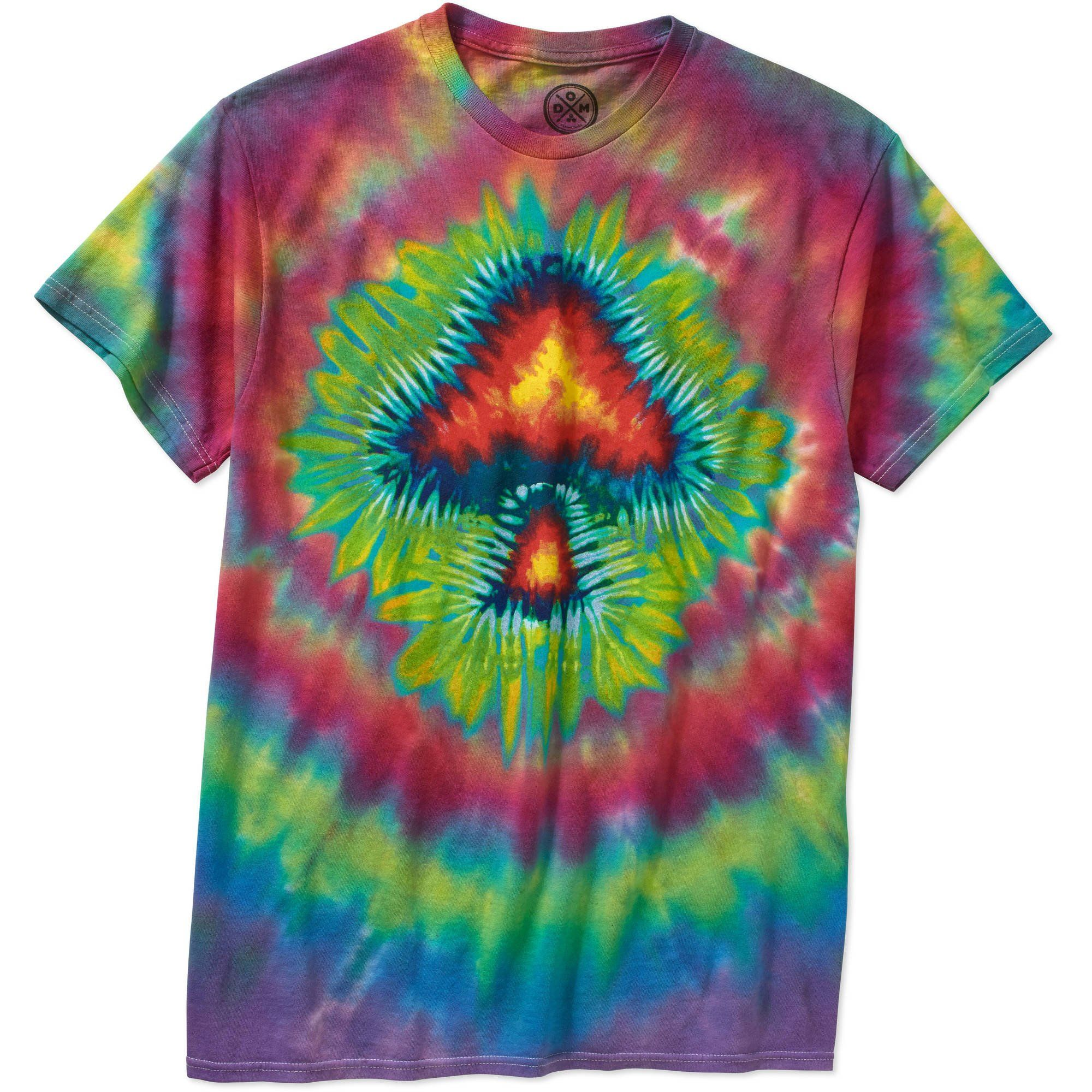 How To Tie Dye A Shirt With Food Coloring Best Of Mushroom Tie Dye