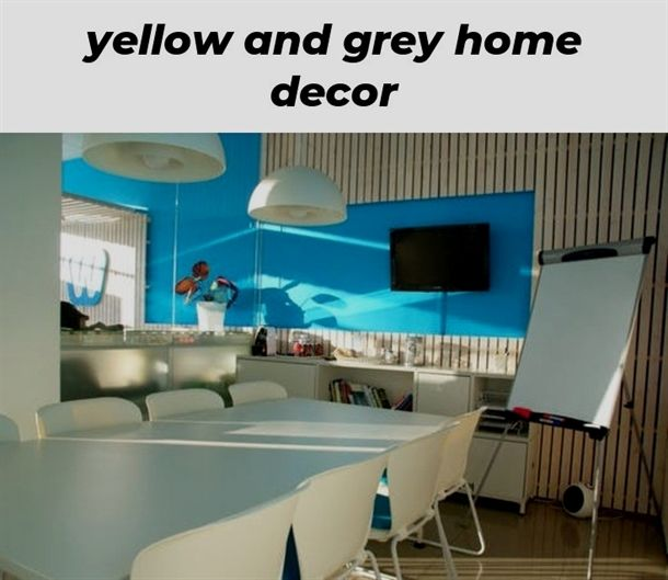Yellow And Grey Home Decor 1028 20181029171201 62 Flowers Ideas Bill Blass
