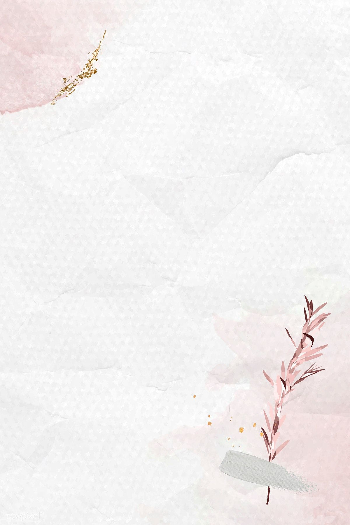 Download premium vector of Eucalyptus pattern on crumpled background template vector by Nunny about background, wallpaper, paper, texture, and pink 1216304