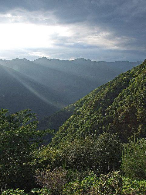The Alps - Nagano, Japan