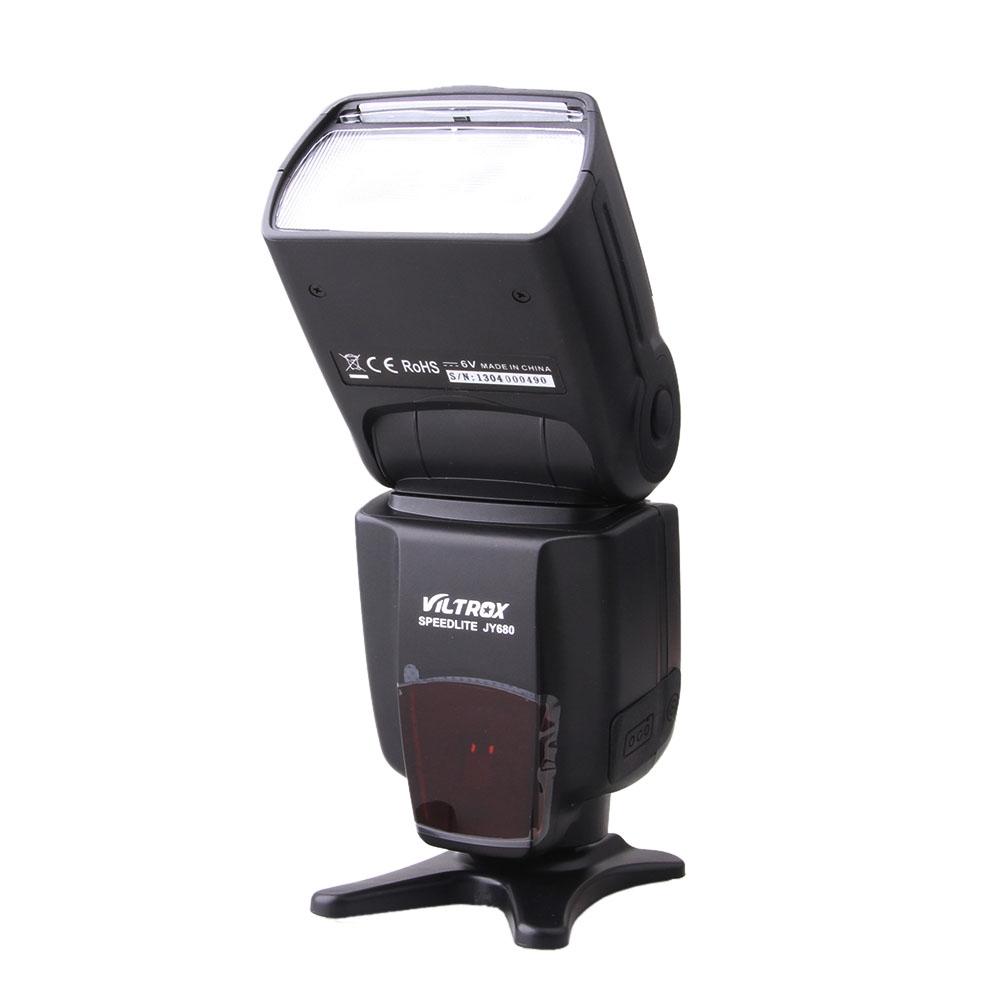 69.99$  Buy now - http://alimzl.shopchina.info/1/go.php?t=32619916544 - VILTROX JY-680 Flash Speedlite Speedlight For canon nikon 600D 1000D 5D 5D MARK II 1D D800 D200  #aliexpress