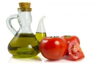 Image result for images of tomatoes and olive oil