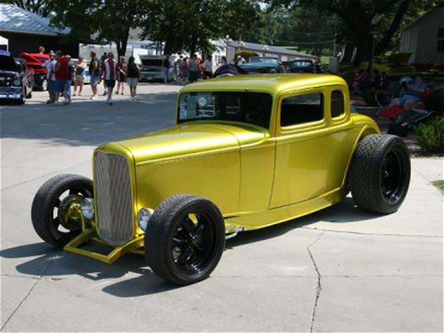 Resultado de imagen de hot rod 1932 ford | Hot Road | Pinterest ...