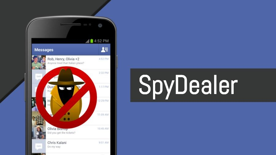 How SpyDealer Malware Hacks Your Facebook, WhatsApp, Web