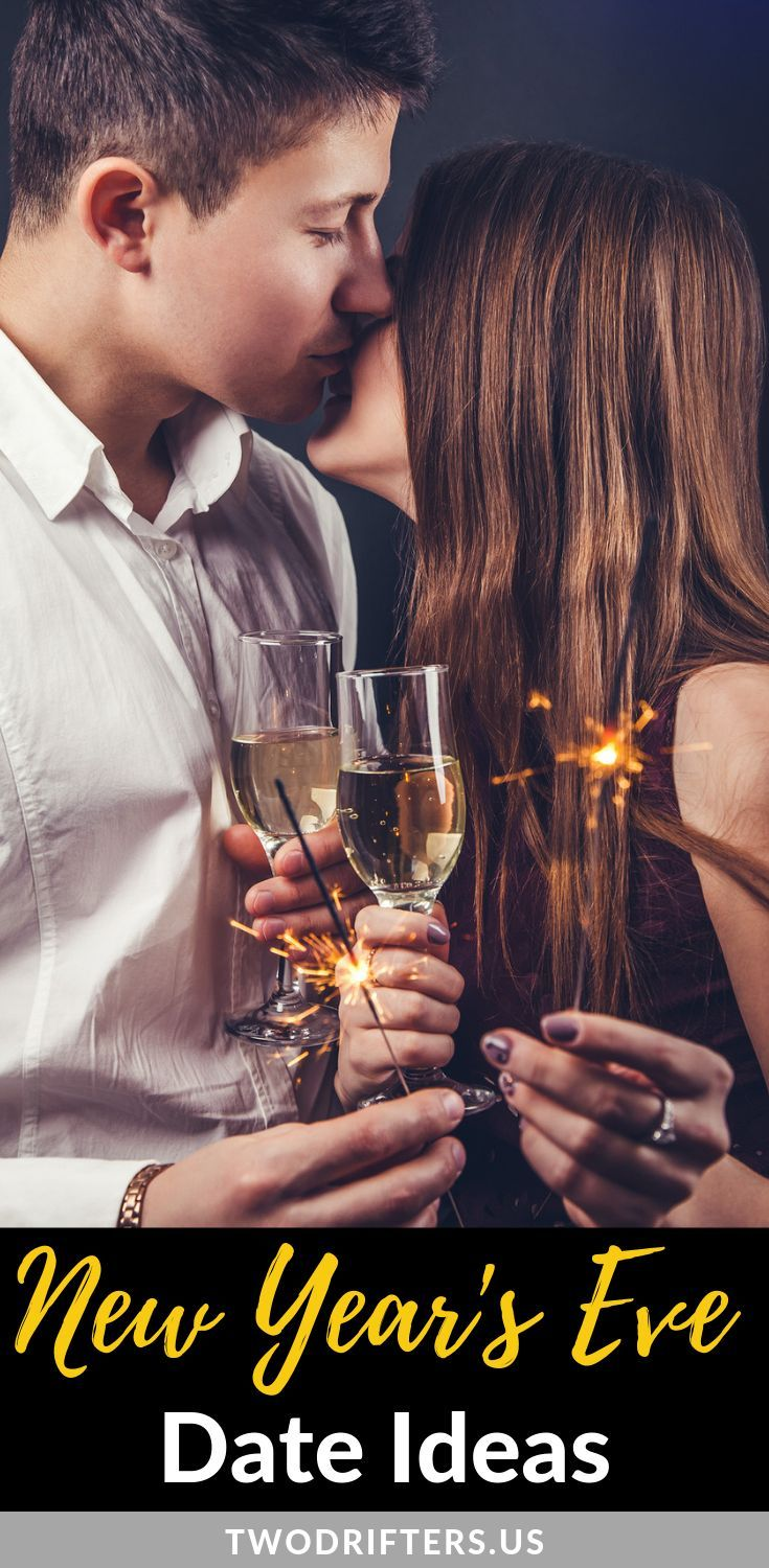 16 New Year's Eve Date Ideas for a Memorable Night
