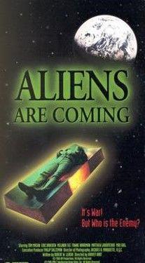 Aliens Are Coming Republic 1980 Alien Invasion Flick With