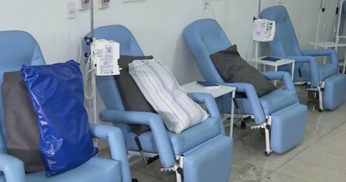 #Hospital do Câncer de Dourados, MS, vai voltar a funcionar após três meses - Globo.com: Globo.com Hospital do Câncer de Dourados, MS, vai…