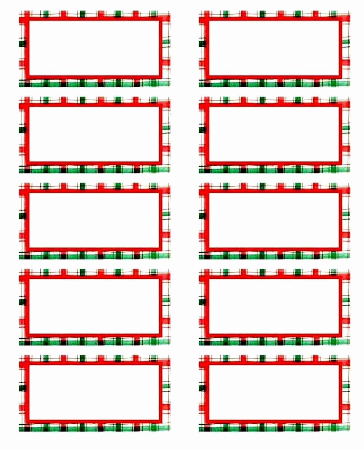 Free Printable Christmas Address Label Template Download Free Printable Gallery
