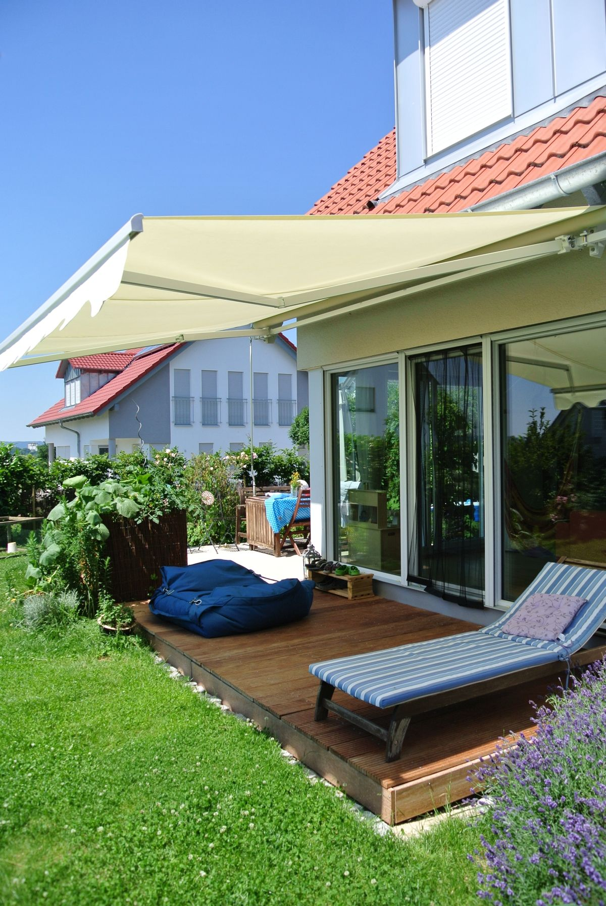Cool Gartentraum Das Beste Von #markise #lavendel #gartentraum Schöner Wohnen Mit Unseren