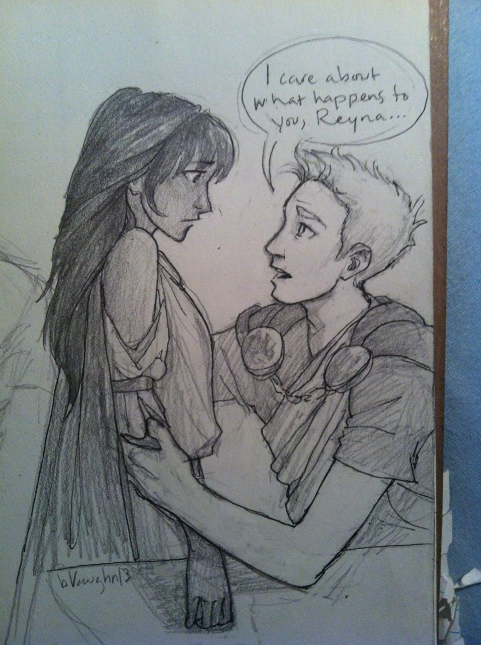 reyna and jason grace percy jackson and the olympians