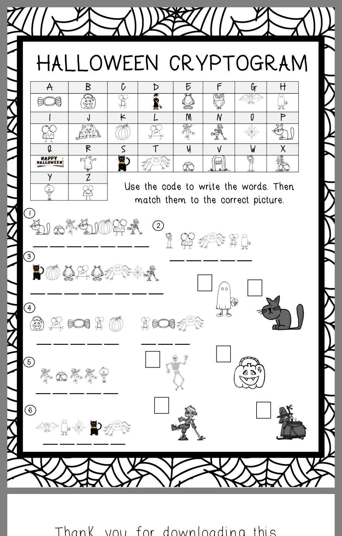 Halloween Worksheets For 2nd Grade In 2020 Halloween Worksheets Reading Foundational Skills 2nd Grade Worksheets