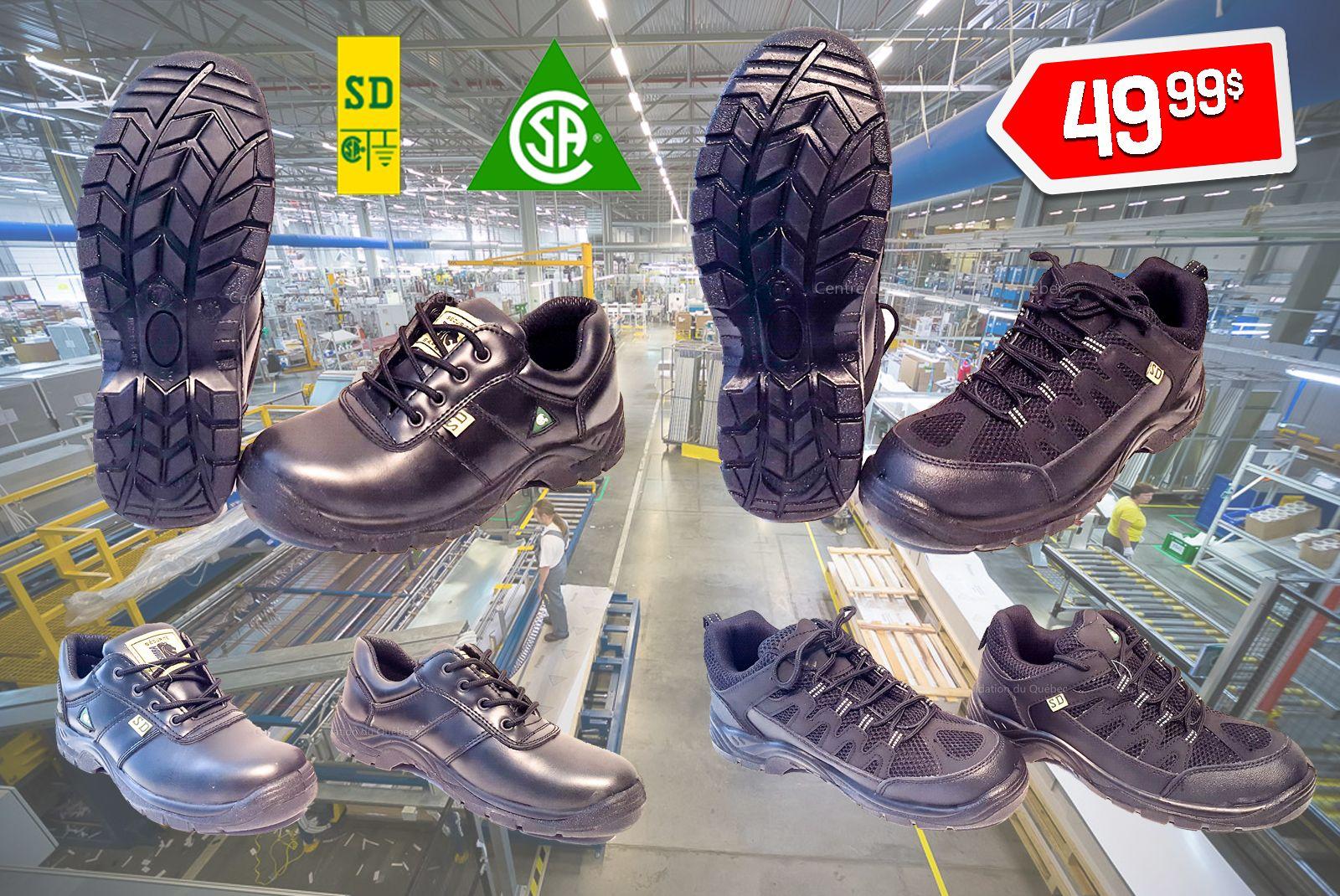 meilleure sélection 7f654 e3b21 Promotions | Uniforme de travail | Promo chaussures ...