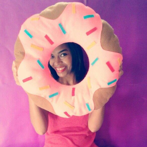 Almofada Donut ♥♡