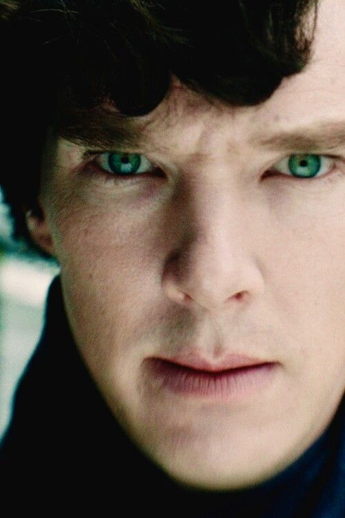 How is your eye color even possible? | Sherlocked | Sherlock