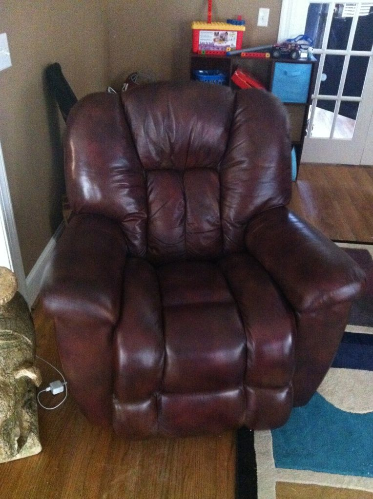 Peachy Lazyboy Recliner This Is The Most Comfortable Recliner I Frankydiablos Diy Chair Ideas Frankydiabloscom