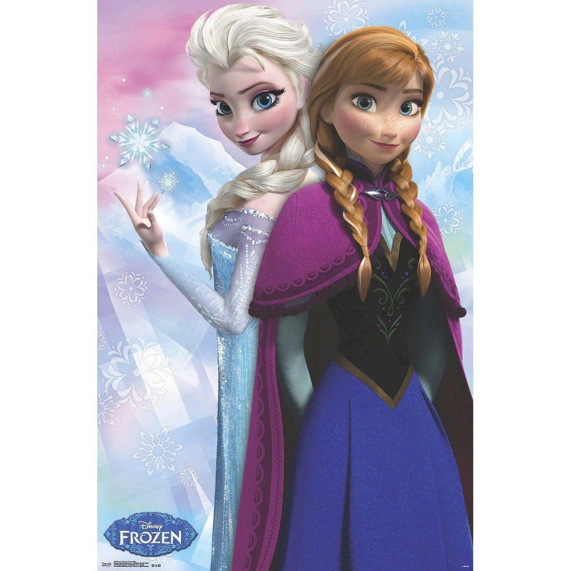 Disney Frozen Poster Anna Frozen Frozen Poster Frozen Disney Movie