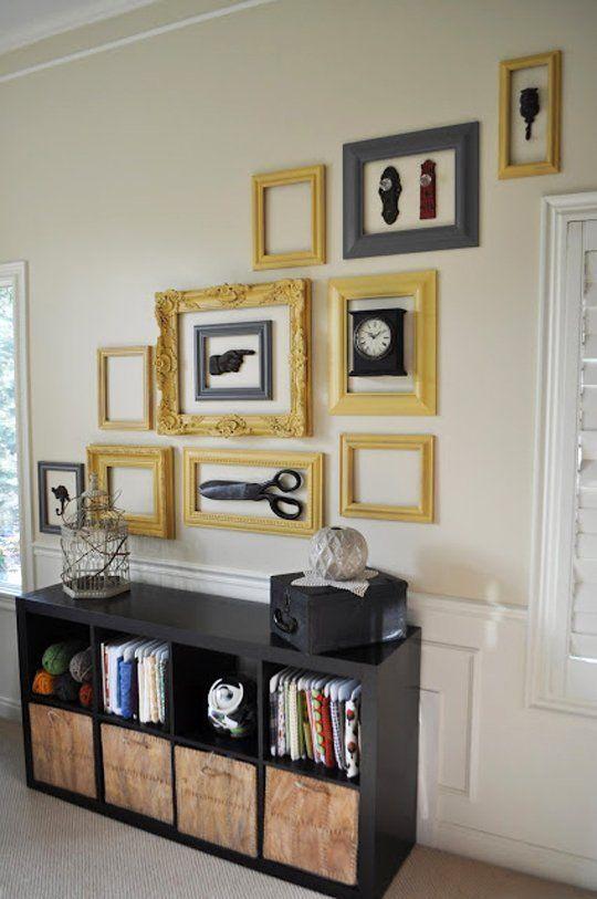 Diy Room Decor The 10 Best Framed Found Object Ideas Diy Crafts
