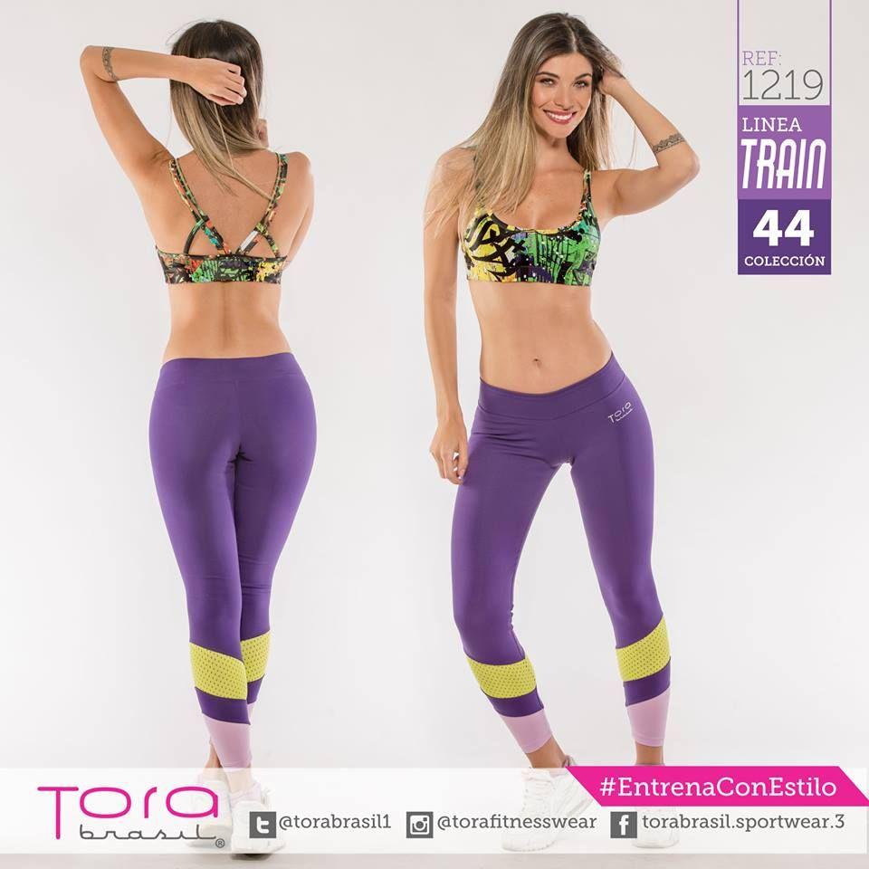 REF:1219 Top estampado, #Leggings unitalla #EntrenaConEstilo #Fitness #FitnessFashion #modadeportiva #gymwear #ToraBrasil