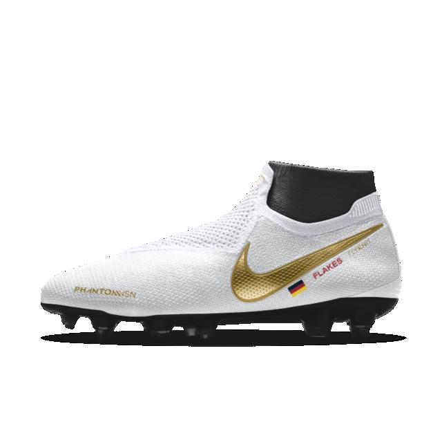 0e3761faa Nike Phantom Vision Elite FG iD Firm-Ground Football Boot
