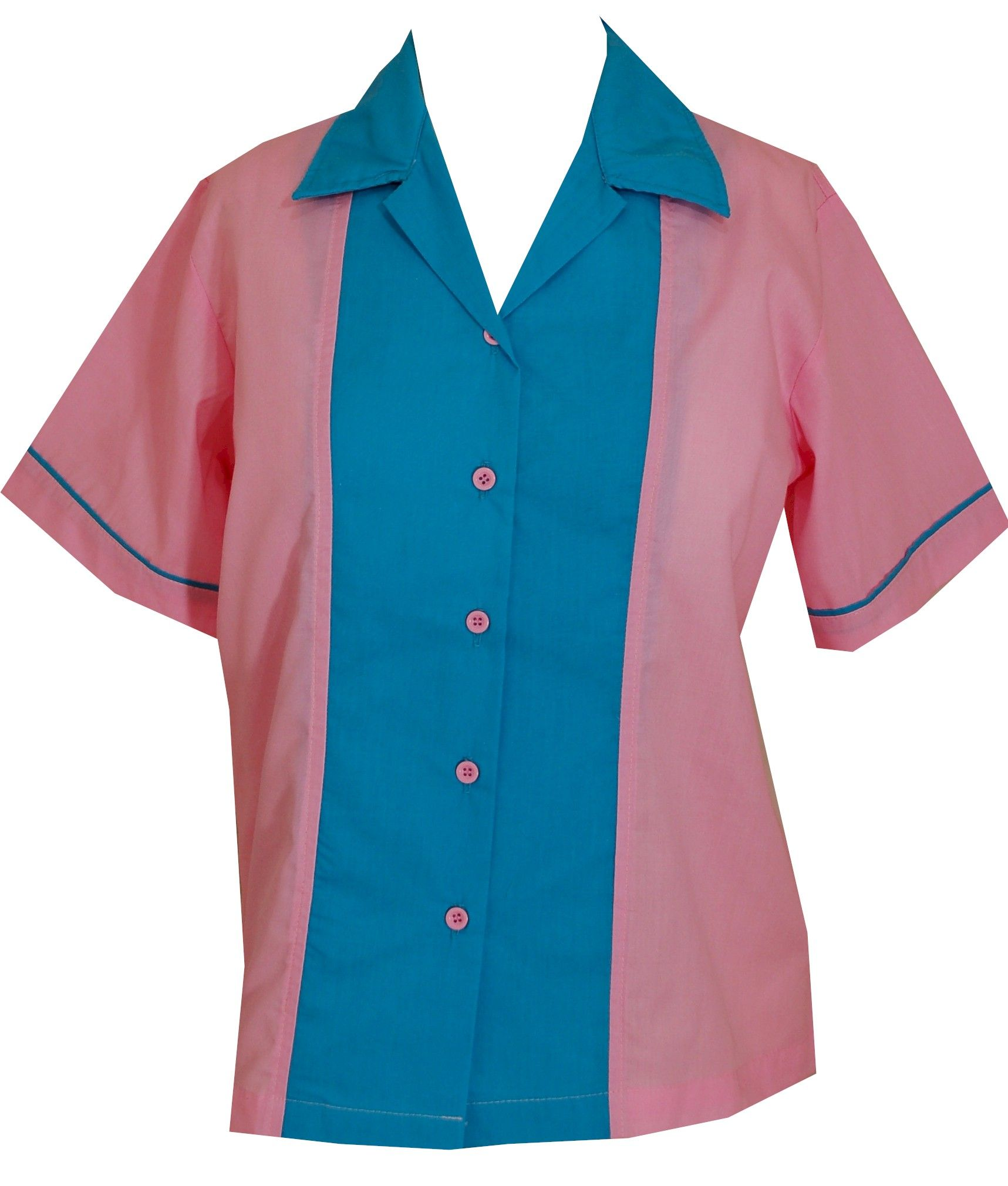 d58507a42 Womens Retro Bowling Shirts | CLASSIC GLAM | 1940s and 1950s Pin Up ...