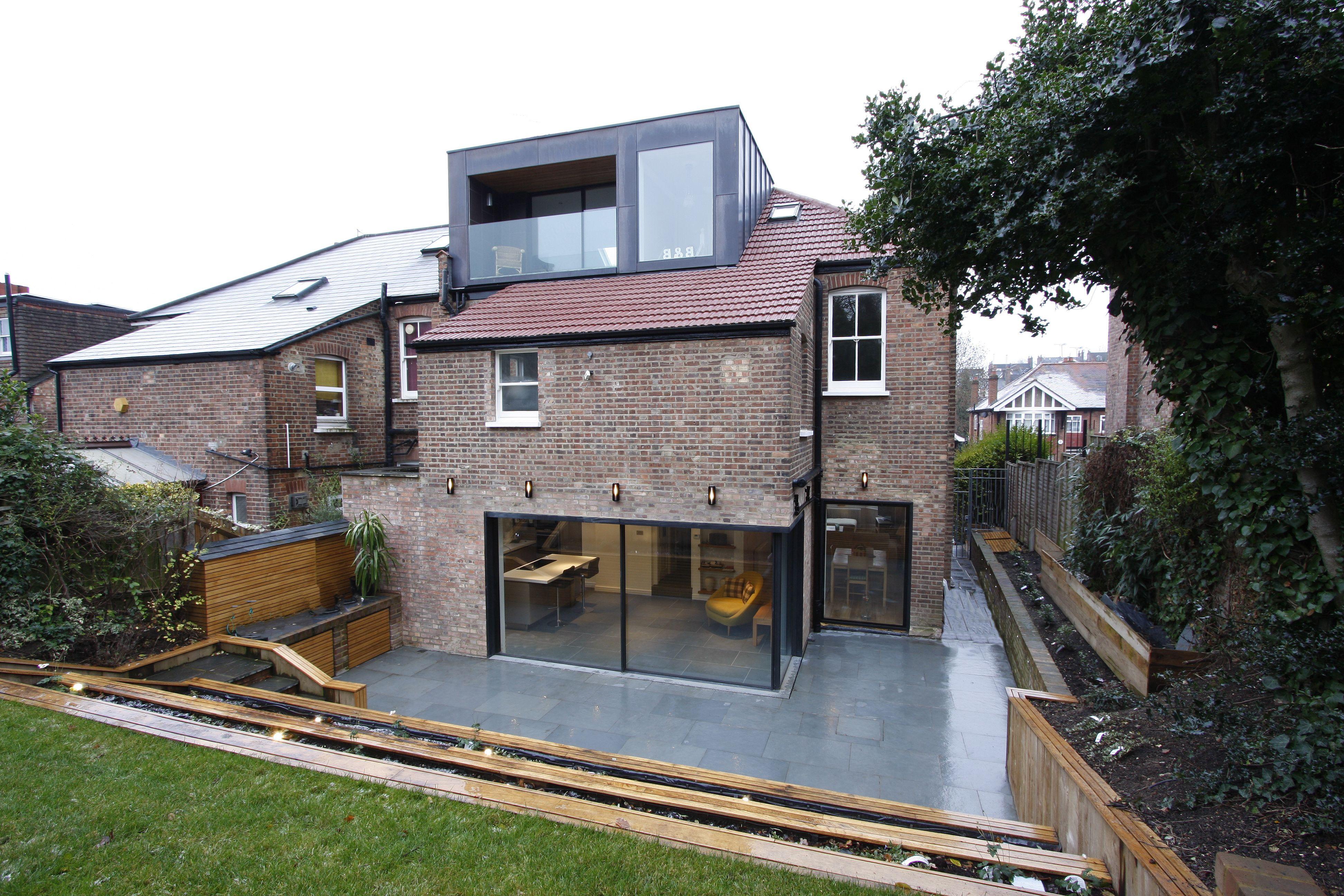 Best Slim Framed Sliding Doors To Residential Refurbishment 400 x 300
