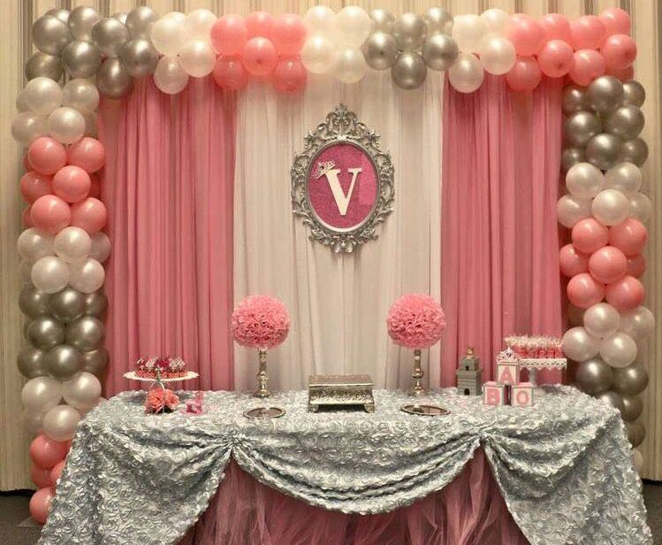Baby shower Baby shower Pinterest Globo, Baby showers y Ideas