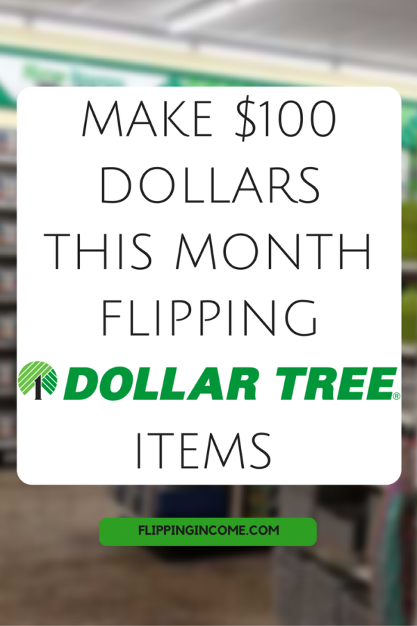How To Make Money With These 6 Items From Dollar Tree - Part