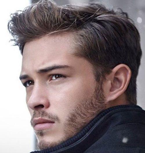 37 Best Medium Length Hairstyles For Men (2020 Update) | Young mens hairstyles, Cool hairstyles ...