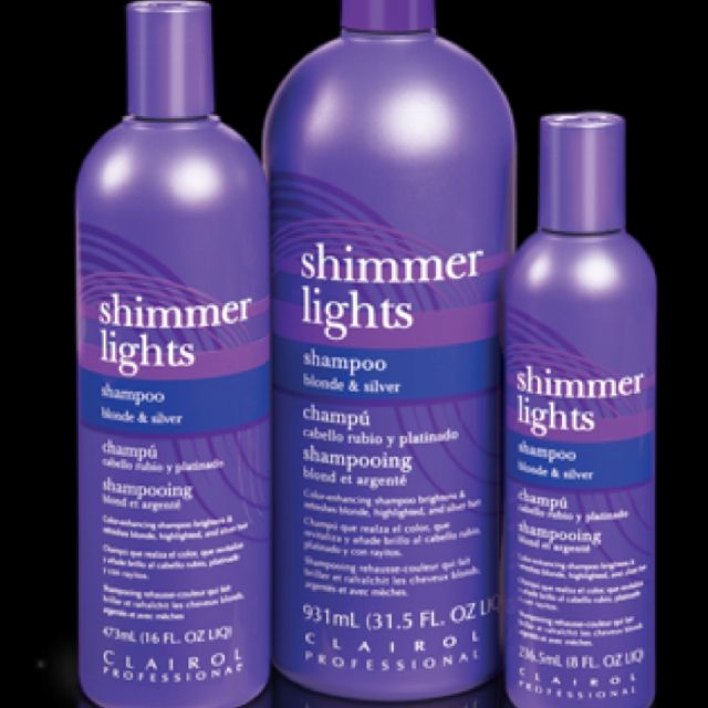 Shimmer Lights For Blonde Hair. Sold At Sallys. Greatest