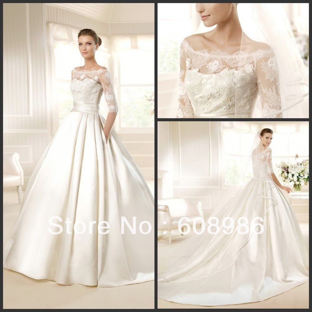 Ball Gown Wedding Dresses 2014 - Missy Dress