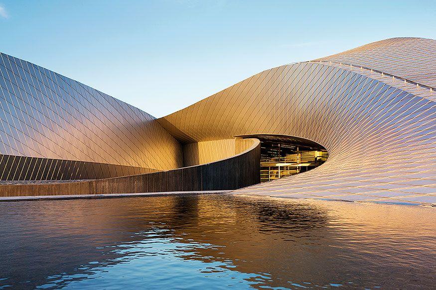 Best Copenhagen S New Blue Planet Aquarium The Building 400 x 300