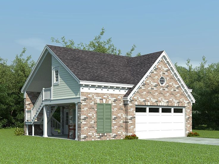 This without the kitchen......added side porch