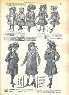 100 Anos de República: A moda em 1910
