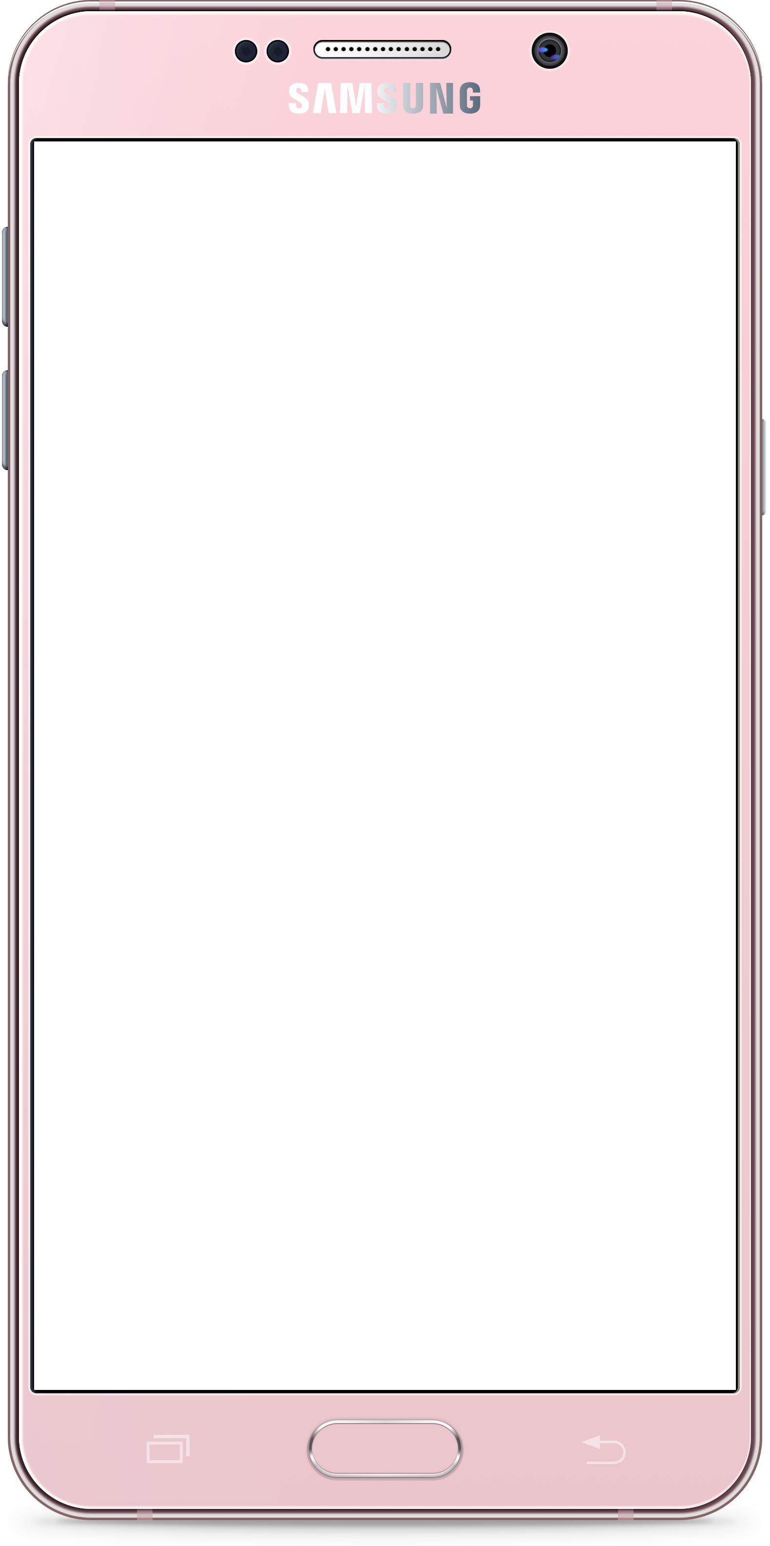 Icon Phone 1580*3170 transprent Png Free Download Pink